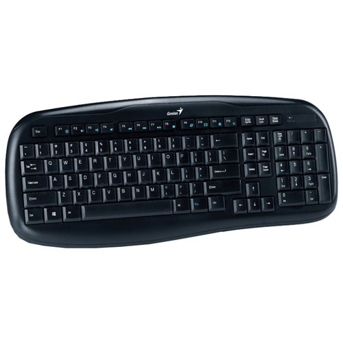 Клавиатура и мышь Genius genius rlb