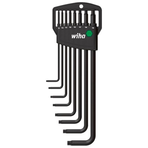 Набор гаечных ключей Wiha 34741 набор mini pocketstar ключей 6 тигранных и отверток sb 351 pm8x 8 предметов wiha 27936