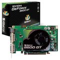 Albatron GeForce 8600 GT 540Mhz PCI-E 256Mb 1400Mhz 128 bit 2xDVI TV