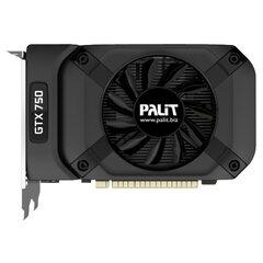 Palit GeForce GTX 750 1085Mhz PCI-E 3.0