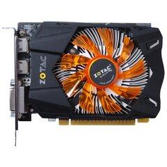 ZOTACGeForce GTX 650 1189Mhz PCI-E 3.0 2048Mb 5600Mhz 128 bit 2xDVI 2xHDMI HDCP