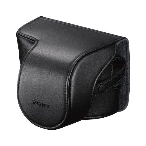 Фото - Чехол для фотокамеры Sony LCS-EJA розовый dreamcatcher дизайн кожа pu откидной крышки кошелек для карты памяти чехол для sony xperia z4 mini