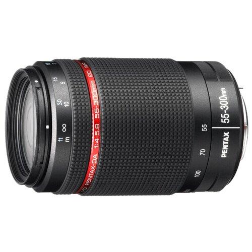 Фото - Объектив Pentax HD DA 55-300mm объектив