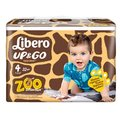 Libero Up & Go Zoo Collection 4 (7-11 кг)