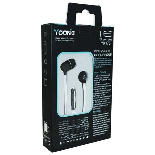 Наушники YOOKIE YK170 yookie yk540 red