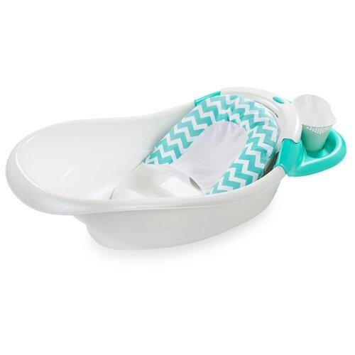 Анатомическая ванночка Summer summer infant горшок подножка 2 в 1 summer infant