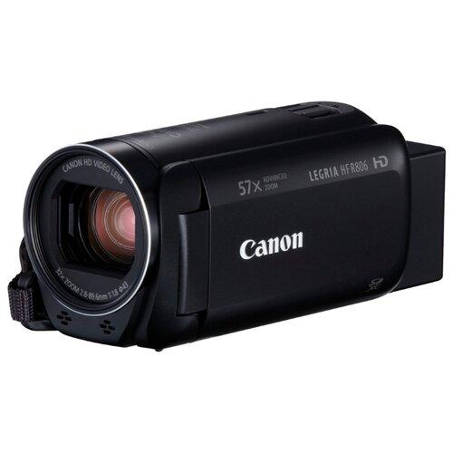 Фото - Видеокамера Canon LEGRIA HF R806 видеокамера canon legria hf r806 белый