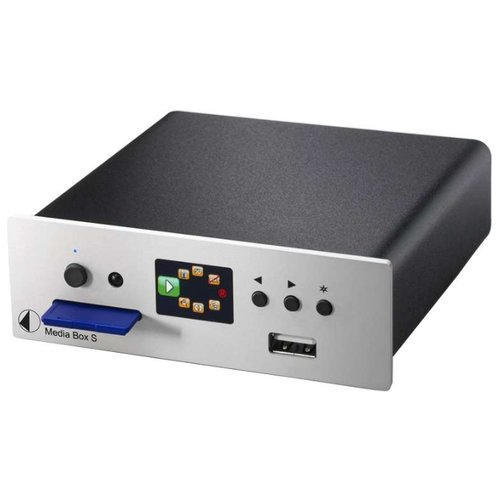 Фото - Сетевой аудиоплеер Pro-Ject виниловый проигрыватель pro ject essential iii digital white om 10