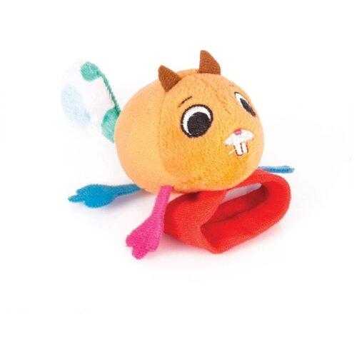 Погремушка Happy Snail погремушка happy snail гантелька