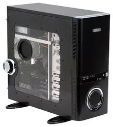 Компьютерный корпус Aopen Nouveau w/o PSU Black