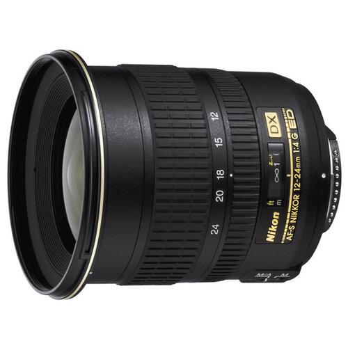 Фото - Объектив Nikon 12-24mm f 4G 5g 2 4g