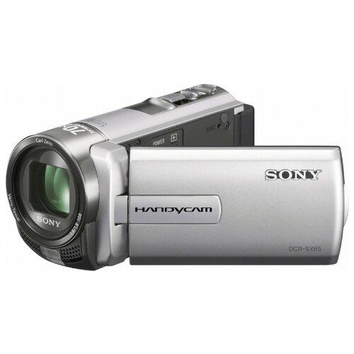 Фото - Видеокамера Sony DCR-SX65E ip видеокамера hiwatch ds i128 1252475 2 8 12 мм