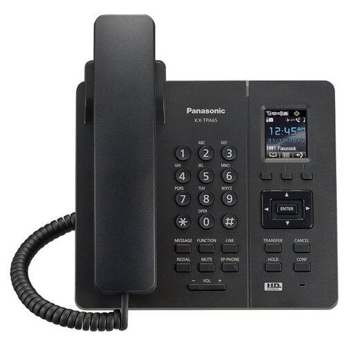 VoIP-телефон Panasonic KX-TPA65 телефон