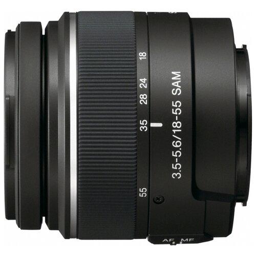 Фото - Объектив Sony DT 18-55mm f dt 4035
