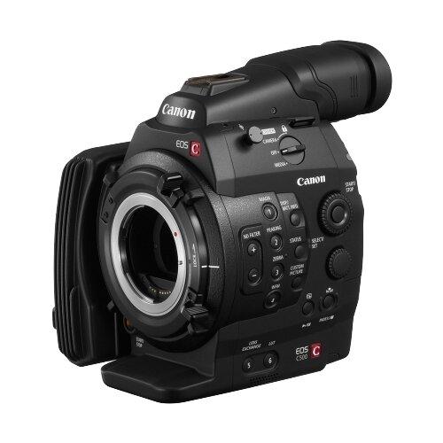 Фото - Видеокамера Canon EOS C500 видеокамера canon xf705