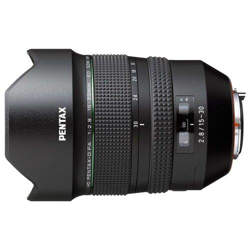 Фото - Объектив Pentax D FA 15-30mm f объектив