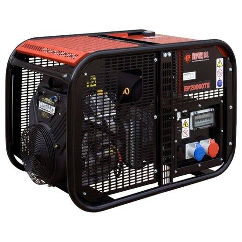 Бензиновая электростанция europower ep6000