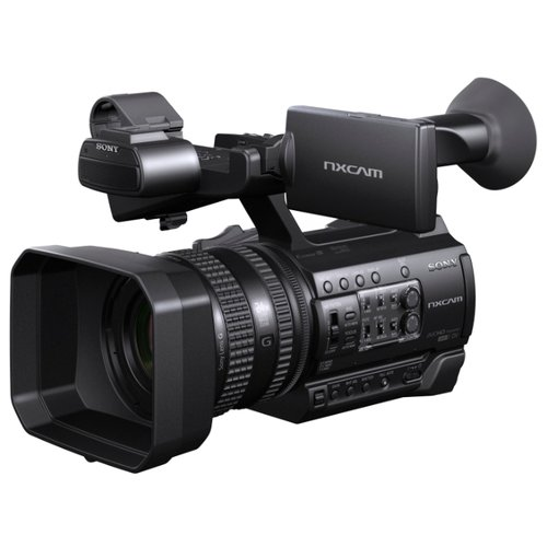 Фото - Видеокамера Sony HXR-NX100 видеокамера sony hdr cx405b black 30x zoom 9 2mp cmos 2 7 os avchd mp4 [hdrcx405b cel]