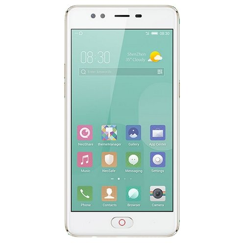 Смартфон Nubia M2 lite 3 64GB смартфон nubia z17 mini 64gb черный золотистый