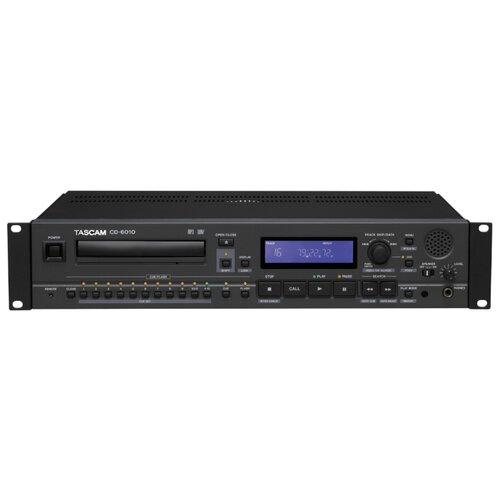 CD-проигрыватель Tascam CD-6010 tascam ixz