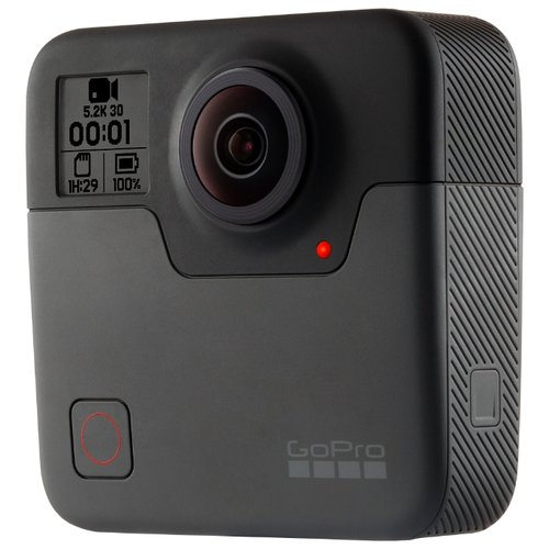 Экшн-камера GoPro Fusion экшн камера gopro hero6 black edition