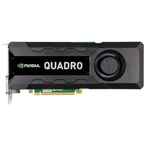 Видеокарта PNY Quadro K5000