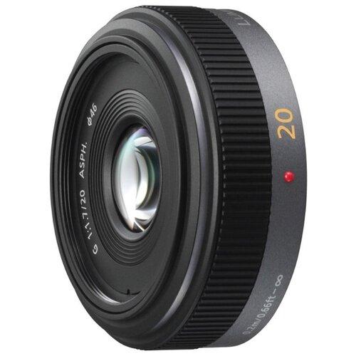 Фото - Объектив Panasonic 20mm f 1.7 объектив