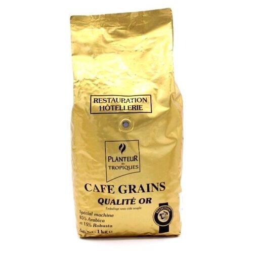 Кофе в зернах Planteur des