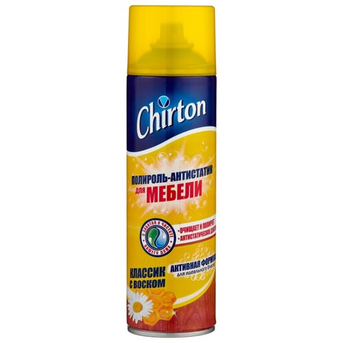 Chirton Полироль-антистатик туалетная вода chirton general stars