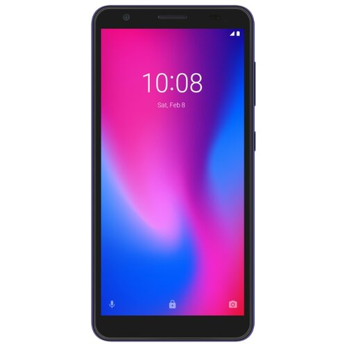 Смартфон ZTE Blade A3 2020 1 32GB смартфон zte blade a3 черный 5 16 гб lte wi fi gps 3g bluetooth
