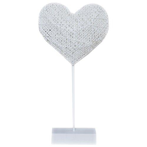 Ночник Luazon Сердце плетеное картинка световая luazon снеговичок на присоске