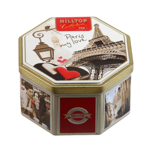 Чай Hilltop Парижские каникулы чай черный hilltop парижские