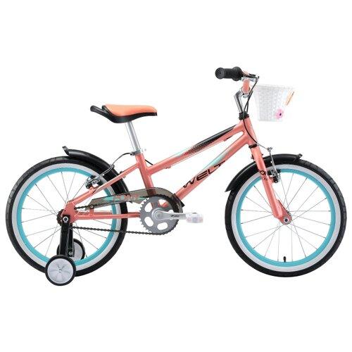 Детский велосипед Welt Pony 18 велосипед welt peak 24 disc 2019