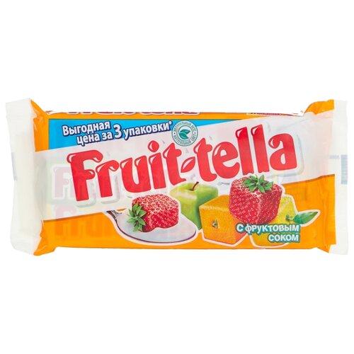 Жевательные конфеты Fruittella haribo miami жевательные конфеты 1 125 кг