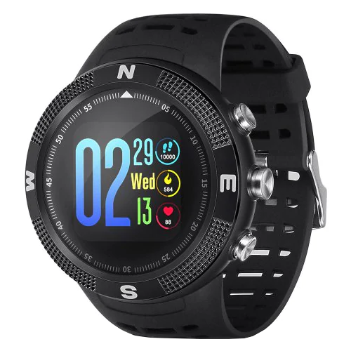 Фото - Часы NO.1 F18 умные часы no 1 f5 черно серые no 1f5g