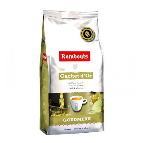Кофе в зернах Rombouts Goudmerk