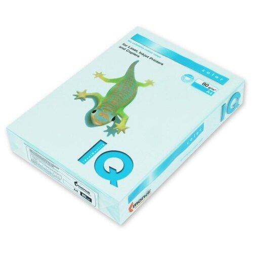 Фото - Бумага цветная IQ Color А4 80г айзенк ганс юрген эванс даррин тесты iq для юных гениев