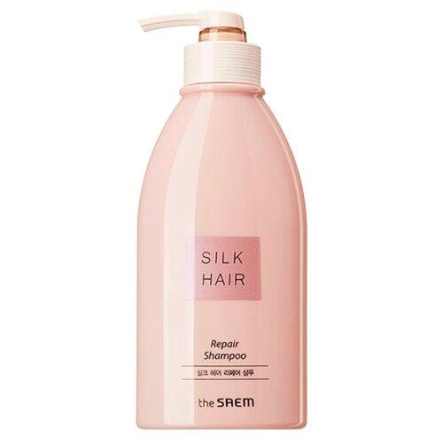 The Saem шампунь Silk Hair Repair the saem silk hair repair quick dry mist мист для сушки волос 100 мл