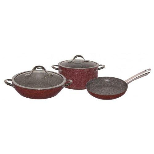 Набор посуды Bekker BK-4610 5 пр. набор посуды bekker bk 202