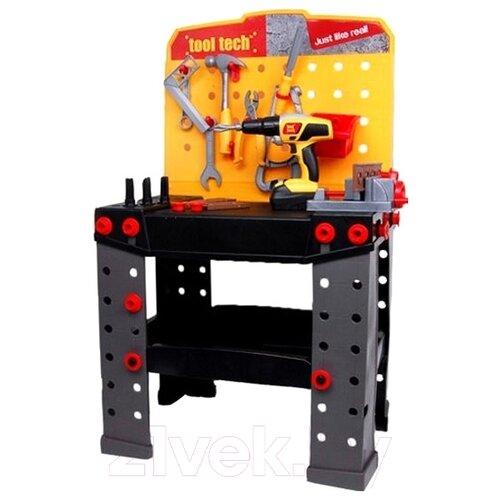 электронные игрушки red box фонарь 25247 RED BOX Мастерская 54 предмета