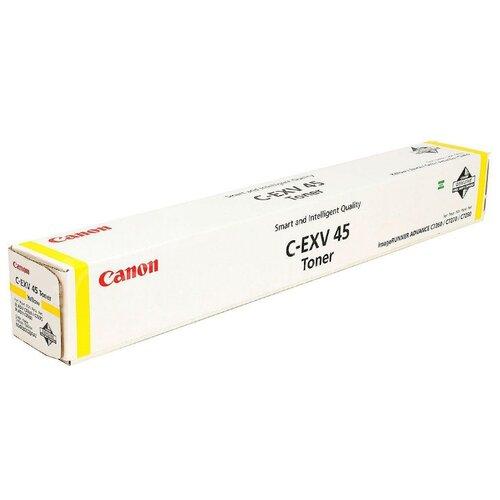 Фото - Картридж Canon C-EXV45 Y 6948B002 картридж canon c exv45 c 6944b002