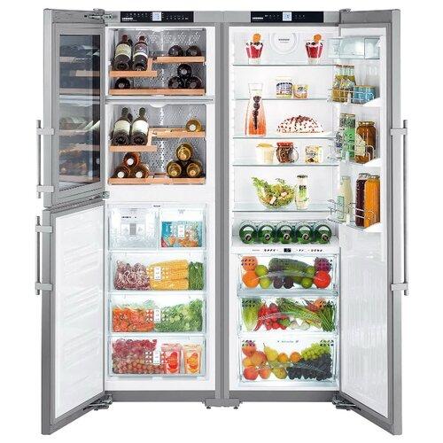 Фото - Холодильник Liebherr SBSes 7165 sbses 7353 25