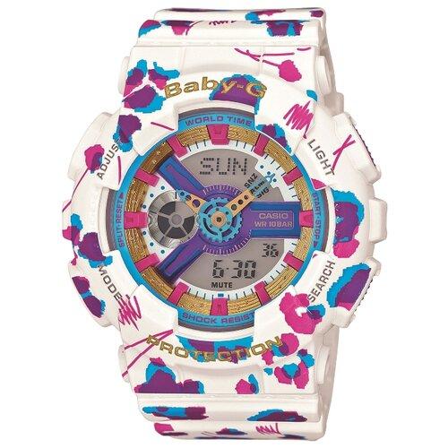 Наручные часы CASIO BA-110FL-7A casio baby g ba 110fl 8a