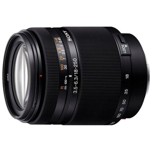 Фото - Объектив Sony DT 18-250mm f dt 4035