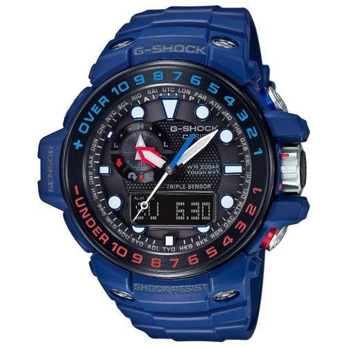Наручные часы CASIO GWN-1000H-2A casio casio gwn 1000h 2a