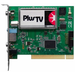 TV-тюнер KWorld PCI Analog TV Card II Lite (PC165-A LE)