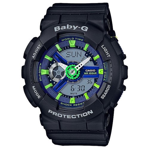 Наручные часы CASIO BA-110PP-1A casio ba 110ga 1a