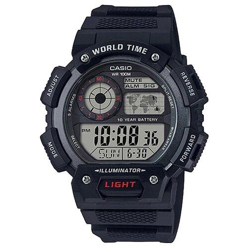 Фото - Наручные часы CASIO AE-1400WH-1A ae 2000w 1a