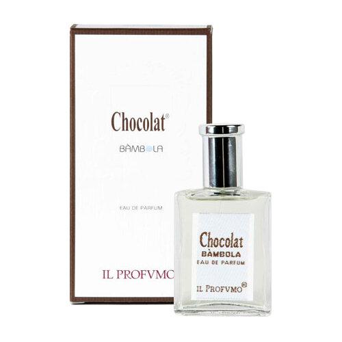 Il Profvmo Chocolat Bambola тени для век chantecaille iridescent eye shade refill chocolat цвет chocolat variant hex name 633c35