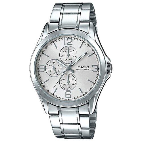 Наручные часы CASIO MTP-V301D-7A casio часы casio mtp 1335d 7a коллекция analog